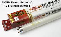 Fig. 4. R-Zilla Desert Series 50 T8 tube