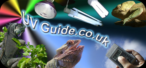 UV Guide.co.uk - Ultraviolet Light for Reptiles